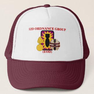 第52兵器のグループ(EOD)の帽子 キャップ