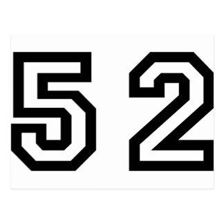 第52 ポストカード