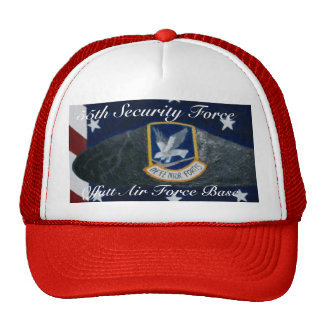 第55保安部隊、Offuttの空軍… ハット
