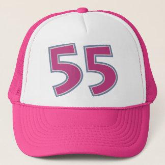 第55誕生会 キャップ