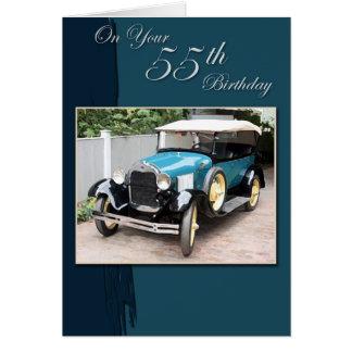第55誕生日 カード
