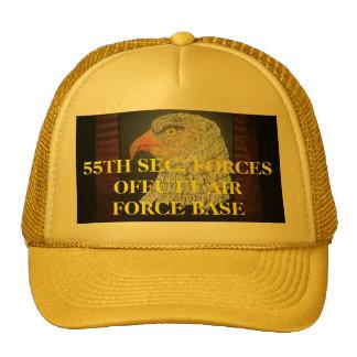 第55 SEC. 力OFFUTTの空軍基地 ハット
