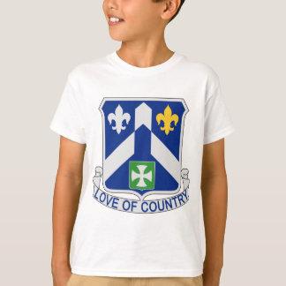 第58歩兵連隊-国の愛 Tシャツ