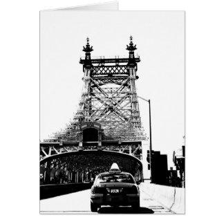 第59通り橋、ニューヨーク カード