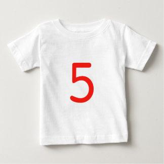 第5 ベビーTシャツ