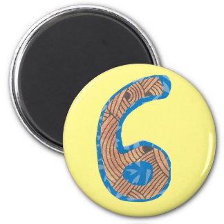 第6磁石 マグネット