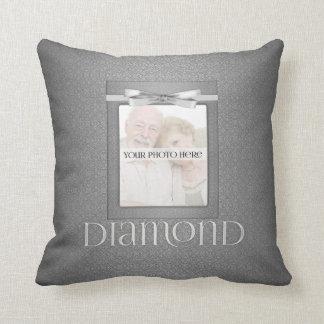 第60ダイヤモンド結婚式のAnnivsersaryの写真 クッション