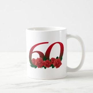 第60マグ コーヒーマグカップ