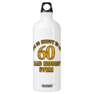 第60歳 ウォーターボトル