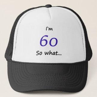 第60誕生日おもしろいなIの` m 60そう何 キャップ