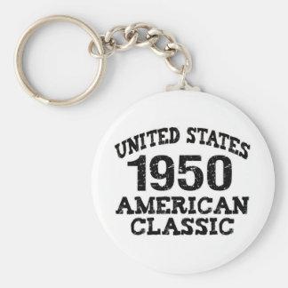 第60誕生日プレゼント1950年 キーホルダー