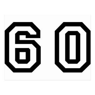 第60 ポストカード