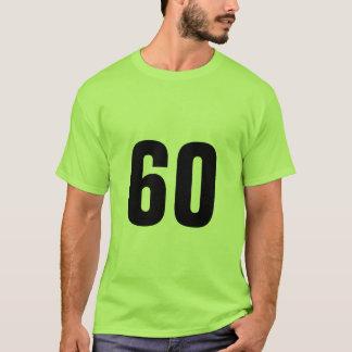 第60 Tシャツ
