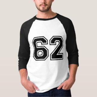 第62 Tシャツ