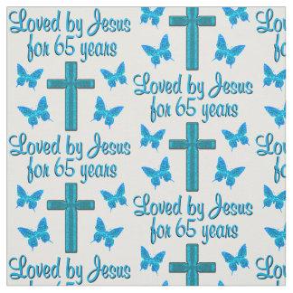 第65愛イエス・キリスト ファブリック