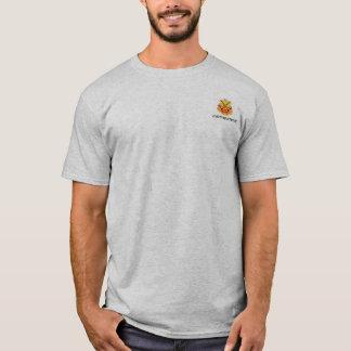 第69 BDEの配置のワイシャツ Tシャツ