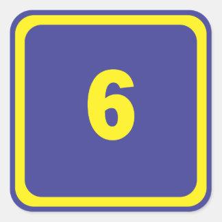 第6 スクエアシール