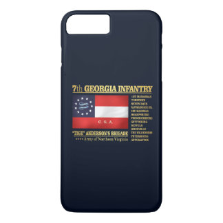 第7ジョージアの歩兵(BA2) iPhone 8 PLUS/7 PLUSケース