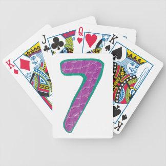 第7演劇カード バイスクルトランプ