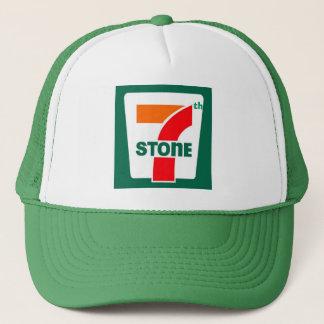 第7石造りのトラック運転手の帽子 キャップ