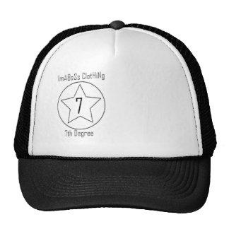 第7程度の帽子 帽子