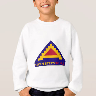 第7軍隊-地獄への7つのステップ スウェットシャツ