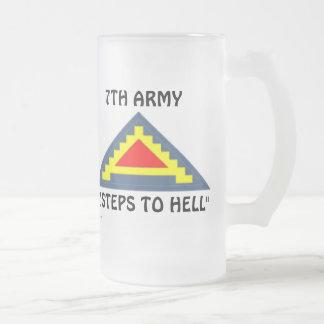 第7軍隊frm/1 フロストグラスビールジョッキ
