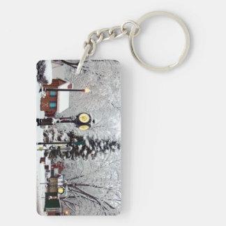 第7通り公園Keychain キーホルダー