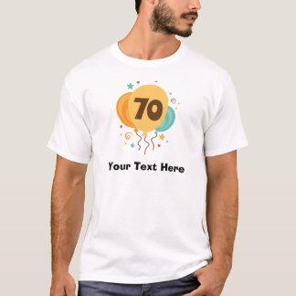 第70誕生会のギフトのアイディア Tシャツ