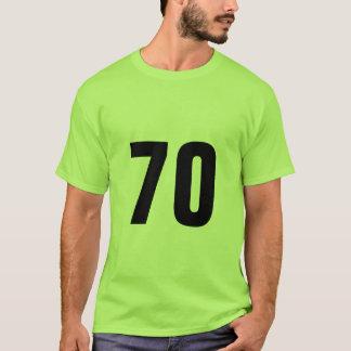 第70 Tシャツ