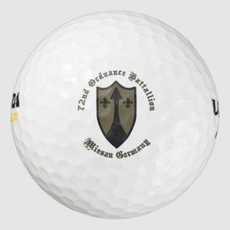第72兵器の大隊 ゴルフボール
