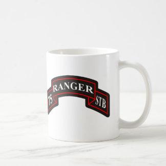 第75レーンジャー連隊の特別な軍隊の大隊 コーヒーマグカップ