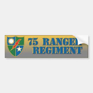 第75レーンジャー連隊 バンパーステッカー