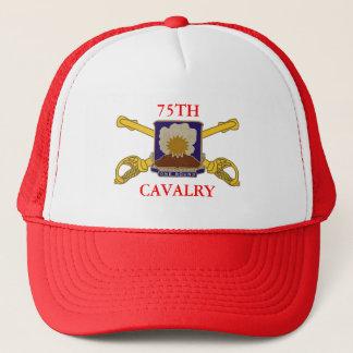 第75騎兵隊の帽子 キャップ