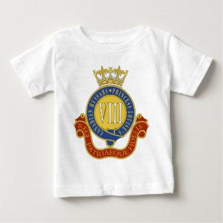 第8カナダのユサール ベビーTシャツ