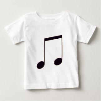 第8ノート ベビーTシャツ