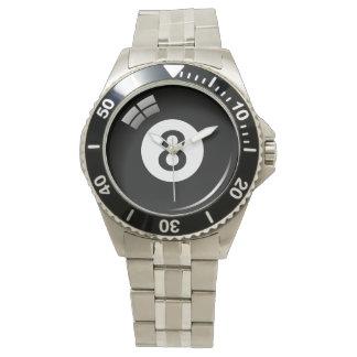 第8プール/ビリヤードボール 腕時計