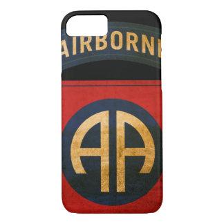 第82空挺師団の動揺してなiPhone 7 iPhone 8/7ケース