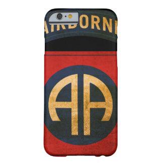 第82空挺師団のiPhone6ケース Barely There iPhone 6 ケース