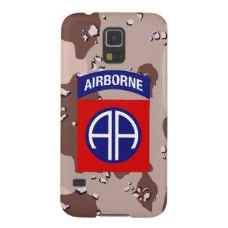 """第82空挺師団""""すべてのアメリカの部分"""" GALAXY S5 ケース"""