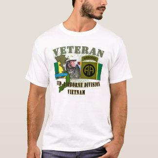 第82空輸のDivベトナム(w/CIB) Tシャツ