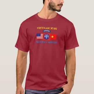 第82空輸DIVベトナムのTシャツ Tシャツ