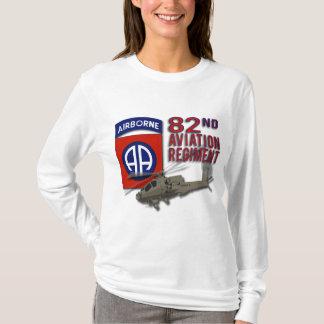 第82航空連隊アパッシュ Tシャツ