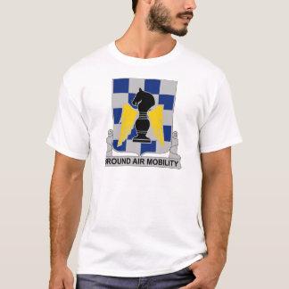 第82航空連隊-地上の空気移動性 Tシャツ