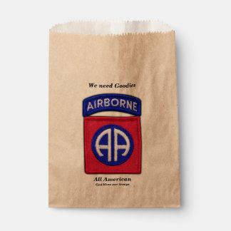 第82 ABN空輸DivはLRRPを診察します フェイバーバッグ