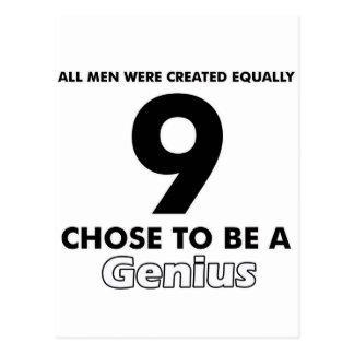 第9デザイン ポストカード