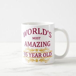 第95。 誕生日 コーヒーマグカップ