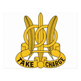 第97憲兵の大隊 ポストカード