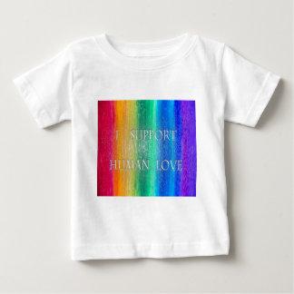 等しい権利 ベビーTシャツ