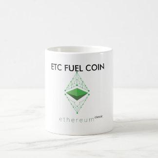 等の燃料の硬貨のマグ コーヒーマグカップ